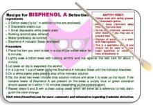 BPA Indicator
