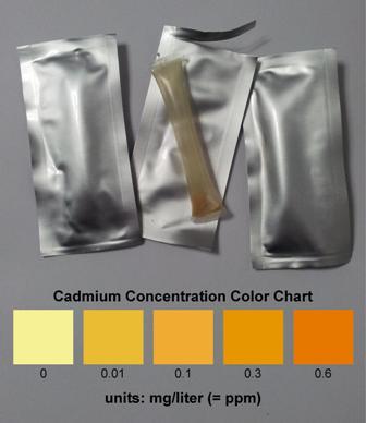 Cadmium Test Tubes