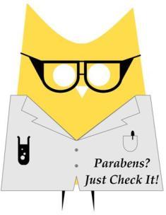 Parabens Detection Chem Owl