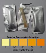 Cadmium Test Tubes Kit