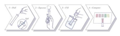 Cadmium Test Tube Procedure