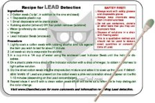 Lead Indicator