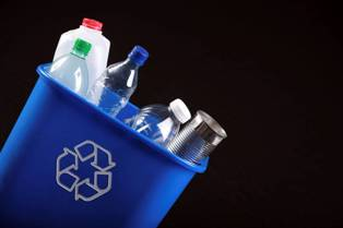 Plastic Drinking Bottles Containing BPA